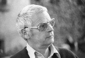 Portrait Erich Engelbrecht